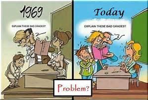 parent vs teacher